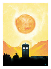 Mark Englert the oldest and most mighty race in the universe Dr Who AP Print !!
