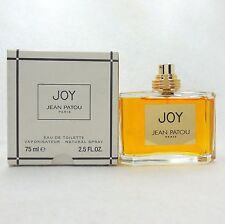 JOY BY JEAN PATOU EAU DE TOILETTE SPRAY 75 ML / 2.5 FL.OZ.(T)