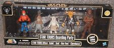 Star Wars Star Tours Boarding Party Figure Set Disney Exclusive New In The Box