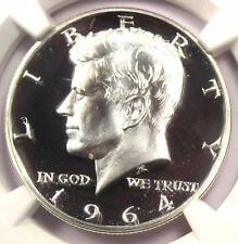 1964 Accented Hair Proof Kennedy Half Dollar 50C. NGC PR67 Cameo PF67 $850 Value