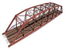 CENTRAL VALLEY 1900 HO 200' Double Track Bridge kit  NEW RELEASE   modelrrsupply