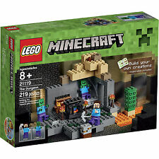 LEGO Minecraft™ - The Dungeon #21119 Free Shipping New