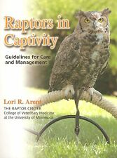 ARENT FALCONRY HEALTH BOOK RAPTORS IN CAPTIVITY FOR CARE & MANAGEMENT bargain