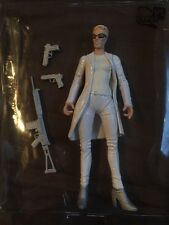 """SWITCH 6"""" action figure complete THE MATRIX N2 Toys 1999 Warner Bros"""