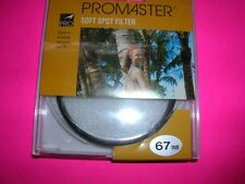 PROMASTER UNUSED 67MM FILTER SOFT PERFECT BOXED FOR NIKON PENTAX 67 CANON LEICA