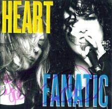 Music Legends HEART Ann & Nancy Wilson AUTOGRAPHED signed Fanatic CD NEW