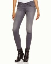 NWT rag & bone /JEAN Gray  Silverlake RBW23 Skinny Denim Jeans  Size: 28