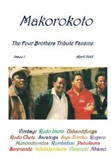 THE FOUR BROTHERS ZIMBABWE BAND - TRIBUTE FANZINE MAKOROKOTO (PDF COPY)