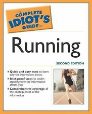 The Complete Idiot's Guide to Running by Scott Douglas &Bill Rodgers 2nd Edition
