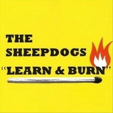 Learn & Burn by The Sheepdogs (Vinyl, May-2011, Independent)