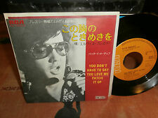 "elvis presley""patch it up""single7""poch+ encart-rca:ss1982.lblorange.japan 500yen"