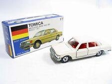 VINTAGE TOMICA F7 MERCEDES BENZ 450 SEL JAPAN RARE