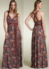 "NWT DIANE VON FURSTENBERG ""Samson"" Wrap Dress SZ 6 $485 Maxi SOLD OUT!!"