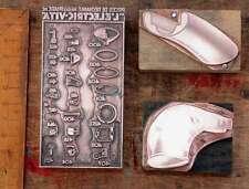 3 x parti Oldtimer pressione bastone RAME PRESSIONE bastone galvanizzazione Oldtimer Moto Ciclomotore