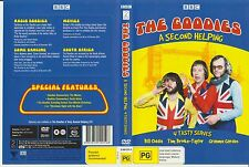 DVD * The Goodies: A Second Helping * 1970/5 (1996 BBC Issue) + Extra Features!