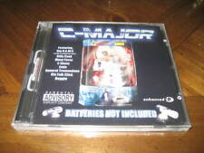 C-Major - Batteries Not Included Rap CD ENDO Big Hawk Many Facez Kin Folk Click