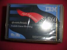 IBM SLR60  30/60GB data tape cartridge 19P4209 NEW sealed for SLR60 & SLR100