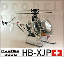 """Rumpfbausatz """"Hughes 300C"""" für T-Rex 450 von Align oder andere 450er Helis"""