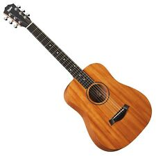 Taylor Baby Mahogany Left Handed Acoustic Guitar