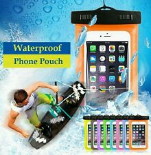 Waterproof Pouch Mobile Phone Bag with Strap Dry Pouch Case Cover