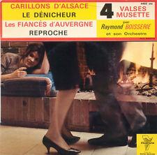 RAYMOND BOISSERIE 4 Valses Musette FR Press Trianon 4493 EP