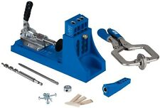 Kreg Pocket-Hole System Woodworking mini Jig Tool System with Free Clamp
