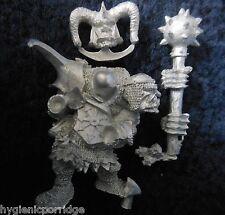 2003 caos Ogro Comando Campeón Mutante Citadel Warhammer ejército reinos ettin Gw