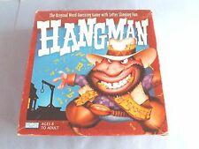 """HANGMAN"" 2-PERSON 2-BOARDS GAME=LETTER WORD GUESSING, 2003, PARKER BROS-100%!"