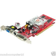 SCHEDA GRAFICA  PCI EXPRESS_256MB_ATI RADEON_ X300 SE_HM-VGA-DVI   POWER COLOR