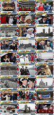 Queen Elizabeth Diamond Jubilee - Regatta Trading Cards