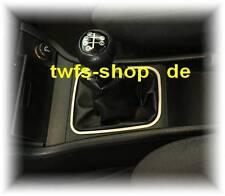 D Opel Astra G Chrom Rahmen für Schaltung - Edelstahl poliert   1x Rahmen
