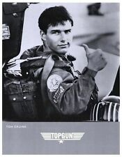 TOP GUN 24x36 poster TOM CRUISE VAL KILMER JERRY BRUCKHEIMER CLASSIC MOVIE ICON!