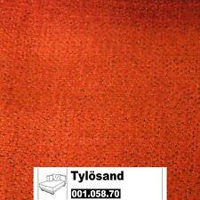 IKEA Tylösand Bezug für die Recamiere links in Everöd orange 001.058.70