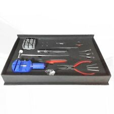 Watch Repair Tool Kit 30pc Premium-Link Removedor De caso Abridor alicates fijar la muñeca