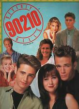 BEVERLY HILLS 90210 sticker album figurine panini 1993 completo CPL 120 / 120