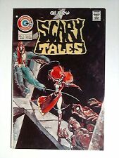 Scary Tales 1  Aug 1975 Charlton Comics