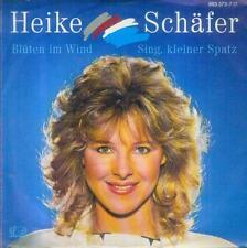 """7"""" Heike Schäfer/Blüten Im Wind"""