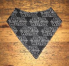 SALE Star Wars Baby Bandana Bib - Reversible Bibdana / Drool / Teething Bib