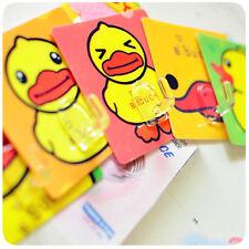 Sale Security Magic Cute Cartoon Yellow Duck Hook Strong Seamless Stick Hooks CN