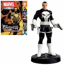 Marvel Comics ~ Fact Files Special #18 ~ PUNISHER ~ Statue w/ Magazine 2016