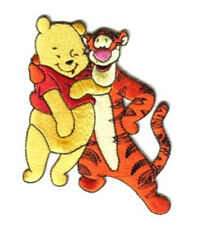 """Winnie the Pooh & Tigger 3.5"""" Embroidered Patch- FREE S&H (EBPA-POOH)"""