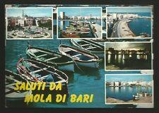 AD7398 Bari - Provincia - Saluti da Mola di Bari - Vedute