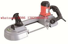 Electric portable band saw machine