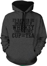 Id Rather Be Someones Shot Of Whiskey Music Lyrics 2-tone Hoodie Pullover
