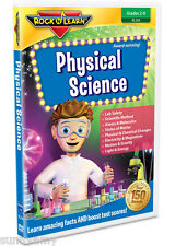 ROCK n LEARN - Physical Science - Award Winning Educational DVD (NEW)