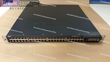 Juniper Networks EX4200-48PX PoE+ Gigabit switch with 1 x EX-PWR3-930-AC