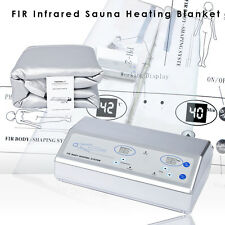 Far Infrared Radiant Infrared Sauna Heat Body Blanket Fat Burning FIR Machine