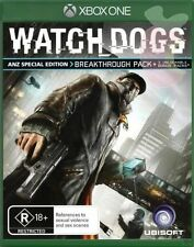 Watch Dogs Special Edition Complete Edition Xbox One NEW DISPATCH TODAY BY 2PM