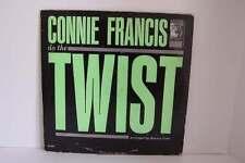 Connie Francis - Do The Twist Vinyl LP Record Album Mono E4022