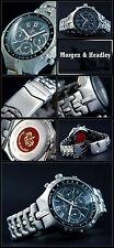 KORONER  CHRONOGRAPH  MEISTER WERK VON MORGAN & HEADLEY !!